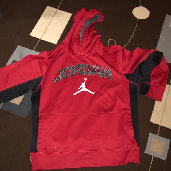 Jordan Sweaters | Red Jordans Sweater
